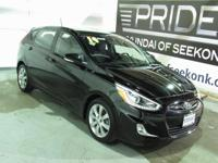 CarFax 1-Owner, LOW MILES, This 2014 Hyundai Accent SE