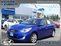 Hyundai Certified, 6-Speed Automatic with Overdrive,