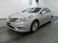The 2014 Hyundai Azera offers a complete performance