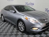 2014 Hyundai Azera Clean CARFAX. Leather.  KBB Fair