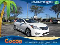 This 2014 Hyundai Azera Limited in White Pearl