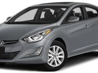 2014 Hyundai Elantra For Sale.Features:Front Wheel