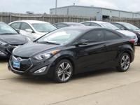 2014 Hyundai Elantra Coupe 2dr Car CP Our Location is: