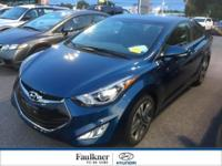 Off Lease & Certified, This 2014 Elantra Coupe Is