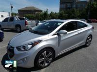 2014 HYUNDAI ELANTRA COUPE***ONE OWNER***LOW
