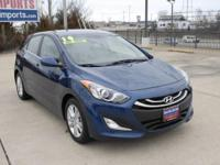This 2014 Hyundai Elantra GT  is proudly offered by