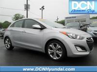 CARFAX One-Owner. Shimmering Silver 2014 Hyundai