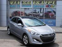 Gy 2014 Hyundai Elantra GT FWD 6-Speed Manual I4 Recent