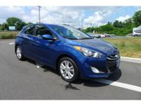 This Windy Sea Blue 2014 Hyundai Elantra GT Base might