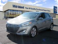 This 2014 Hyundai Elantra GT 5dr HB Auto is Well