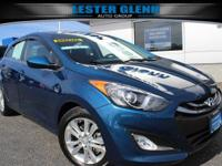 This outstanding example of a 2014 Hyundai Elantra GT