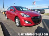 New Price! 2014 Hyundai Elantra GT Red CARFAX