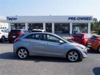 CarFax One Owner! This Hyundai Elantra GT is CERTIFIED!