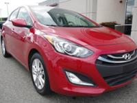 2014 HYUNDAI ELANTRA GT HATCH BACK ONE OWNER HARD TO