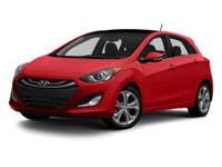 Introducing the 2014 Hyundai Elantra GT! This hatchback