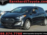 We are happy to offer you this 2014 Hyundai Elantra GT