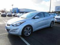 This  2014 Hyundai Elantra is in great mechanical and