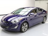 This awesome 2014 Hyundai Elantra comes loaded with the