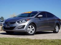 2014 Hyundai Elantra SE in Gray Metallic, This Elantra