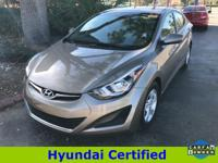 FREE CARFAX REPORT, CARFAX ONE OWNER!, HYUNDAI FACTORY