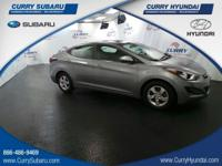Check out this 2014 Hyundai Elantra . Its transmission