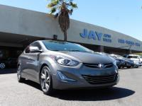 Options:  2014 Hyundai Elantra 4Dr Sdn Auto Limited