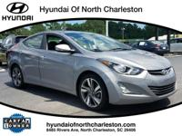 CARFAX One-Owner. Clean CARFAX. Certified. Gray 2014