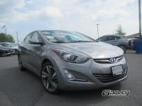 The 2014 Hyundai Elantra sedan is available in  the