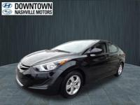 New Price! This 2014 Hyundai Elantra SE in Phantom