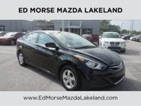 This 2014 Hyundai Elantra SE is offered to you for sale