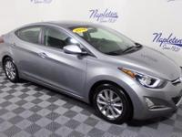 New Price! 2014 Hyundai Elantra Titanium Gray Metallic