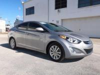 CARFAX One-Owner. Titanium Gray Metallic 2014 Hyundai
