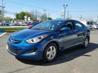 Check out this gently-used 2014 Hyundai Elantra we