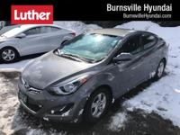 CARFAX 1-Owner, Hyundai Certified, GREAT MILES 30,165!