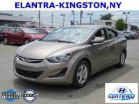 Elantra SE, 4D Sedan, 6-Speed Automatic with Overdrive,