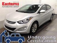 Options:  2014 Hyundai Elantra Se|Silver|2014 Hyundai