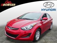 This 2014 Hyundai Elantra SE is a real winner with