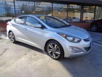 This Elantra was just traded in, more information to