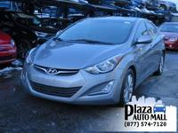 Recent Arrival! Certified. 2014 Hyundai Elantra Limited