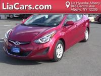 2014 Hyundai Elantra SE, !!!ONE OWNER-CLEAN CAR FAX!!!,
