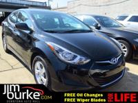 New Arrival! *CarFax One Owner!* This Elantra SE
