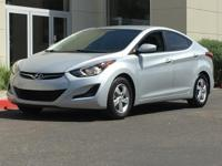 New Price! Clean CARFAX. Radiant Silver 2014 Hyundai