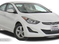 **ONE OWNER CLEAN CARFAX **. Elantra SE. Isn't it time