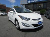 2014 Hyundai Elantra SE In Monaco White * BLUETOOTH * *