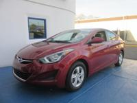 This 2014 Hyundai Elantra SE is Well Equipped with