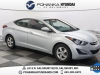 Hyundai FEVER! Drive this home today! Pohanka Hyundai