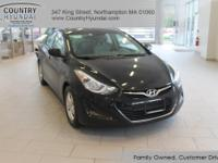 2014 Hyundai Elantra SE CARFAX One-Owner. Clean