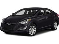 ~~ 2014 Hyundai Elantra SE ~~ CARFAX: 1-Owner, Buy Back