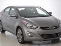 Recent Arrival! Hyundai Elantra Limited Awards:   * JD