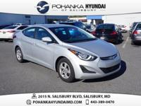 Don't let the miles fool you! Gasoline! Pohanka Hyundai
